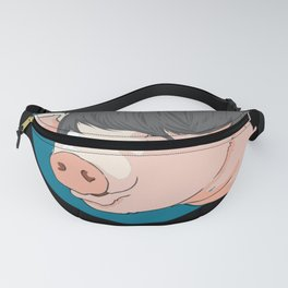Pig Anime Fanny Pack