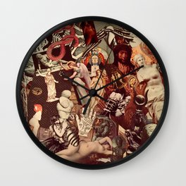 The Sacred Wall Clock