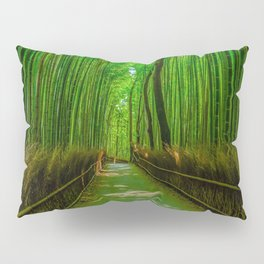 Bamboo Trail Pillow Sham