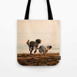 Dog by Marvin Rozendal Tote Bag