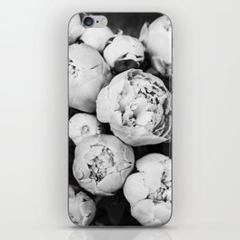 Peonies iPhone Skin
