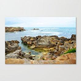 Boat's Bay - Warrnambool, Australia Canvas Print