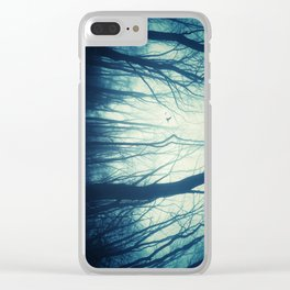 Misty Forest | Spirits in the Fog Clear iPhone Case