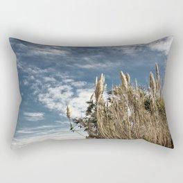 Ante el cielo Rectangular Pillow