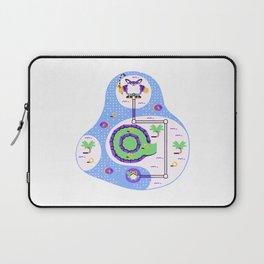 Overworld: Oasis Laptop Sleeve