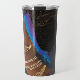 Rök ~ Goddess of Smoke & Stars Travel Mug