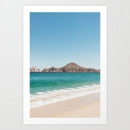 Cabo San Lucas II Art Print