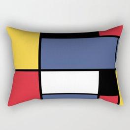Abstraction color Rectangular Pillow