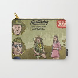 Tales from the Moonrise Carry-All Pouch
