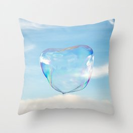 Bubble Throw Pillow
