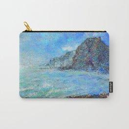 wild west Piha beach Carry-All Pouch