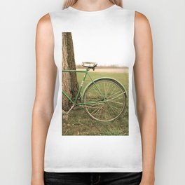 ...of a bicycle built for two. Biker Tank