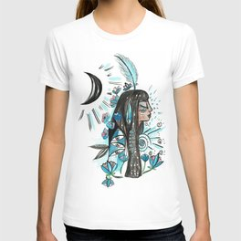 Feather of Ma'at T-shirt