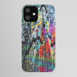 abstract   hj iPhone Case