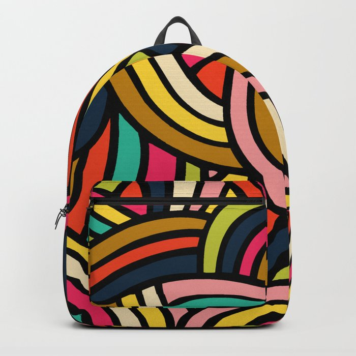 Groove Curve Backpack