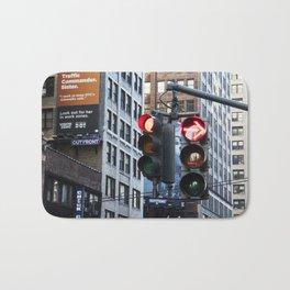 NYC Traffic Control Bath Mat