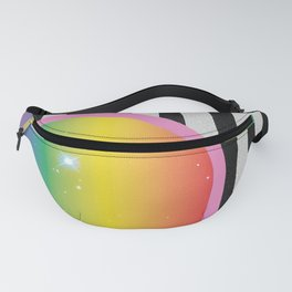 Stars Shine Brighter With You Fanny Pack
