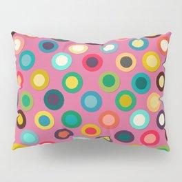 pink pop spot Pillow Sham