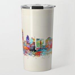 toledo ohio skyline Travel Mug