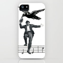 Saved By The Music Again  iPhone Case