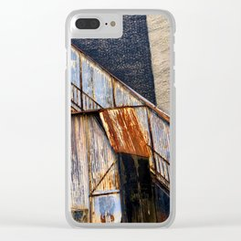 December Clear iPhone Case