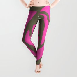 "Charles Rennie Mackintosh ""Roses"" (7) Leggings"