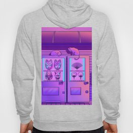 Neon Vending Machines Hoody