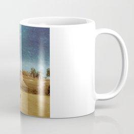 Broken Glass Sky Coffee Mug