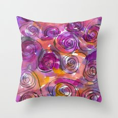 Come Dance with Me. Throw Pillow