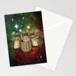 Holiday Daleks Stationery Cards