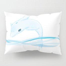 Happy Dolphin Pillow Sham