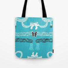 Tiffany Chains Tote Bag