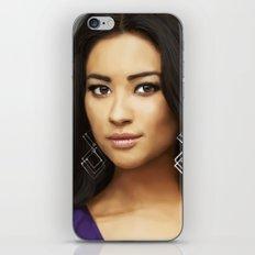 Shay iPhone & iPod Skin