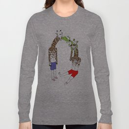 giraffe boyz Long Sleeve T-shirt