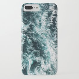 Green Seas, Yes Please iPhone Case