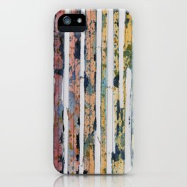 Stripped iPhone Case