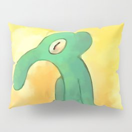 High Res Bold and Brash Repaint Pillow Sham