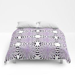 Portal (Pink) Comforters