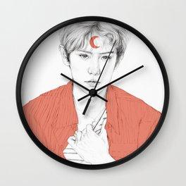 Chanyeol Wall Clock