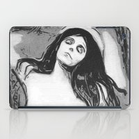 madonna iPad Cases featuring Madonna by The Invisible Shop