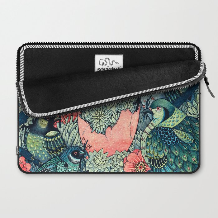 Cosmic Egg Laptop Sleeve