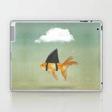 Brilliant DISGUISE - UNDER A CLOUD Laptop & iPad Skin