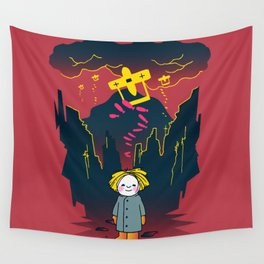 Why? Wall Tapestry