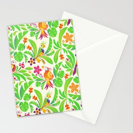 LE PERROQUET Stationery Cards