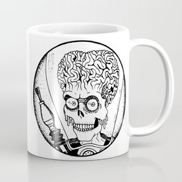 Martian Soldier Coffee Mug