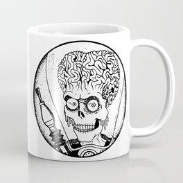 Martian Soldier Coffee Mug