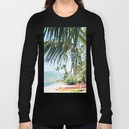 Aloha Sugar Beach Long Sleeve T-shirt