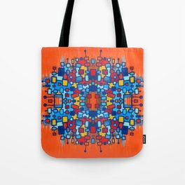 La Famille Multiplied Tote Bag