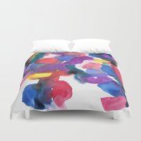 bridge Duvet Covers featuring Bridge by Georgiana Paraschiv