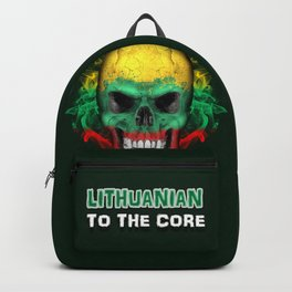 To The Core Collection: Lithuania Backpack